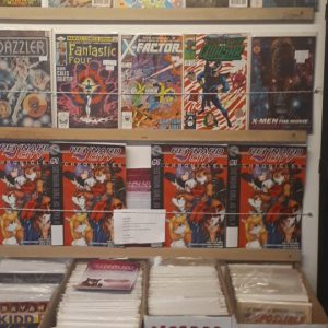 Canary Comics