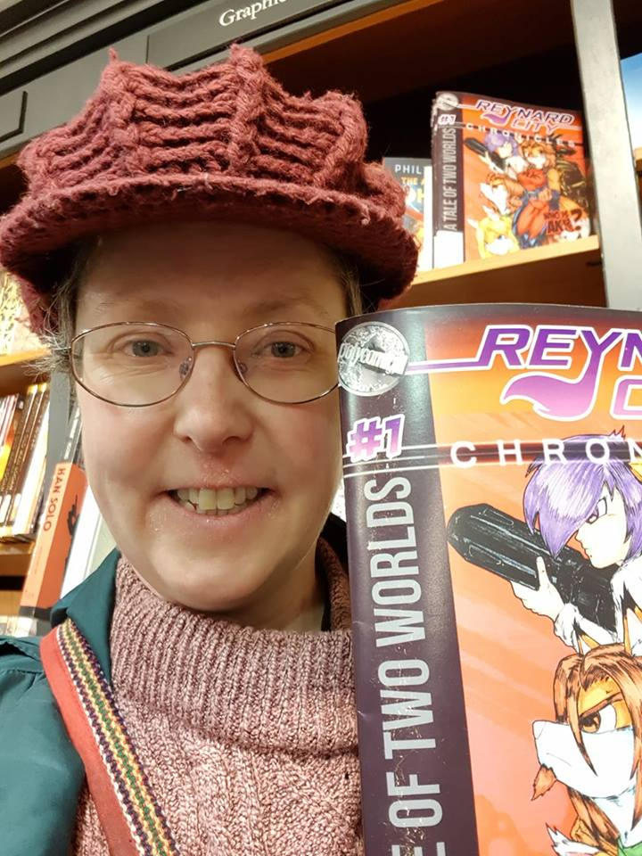 Reynard City Chronicles Jarrolds Norwich